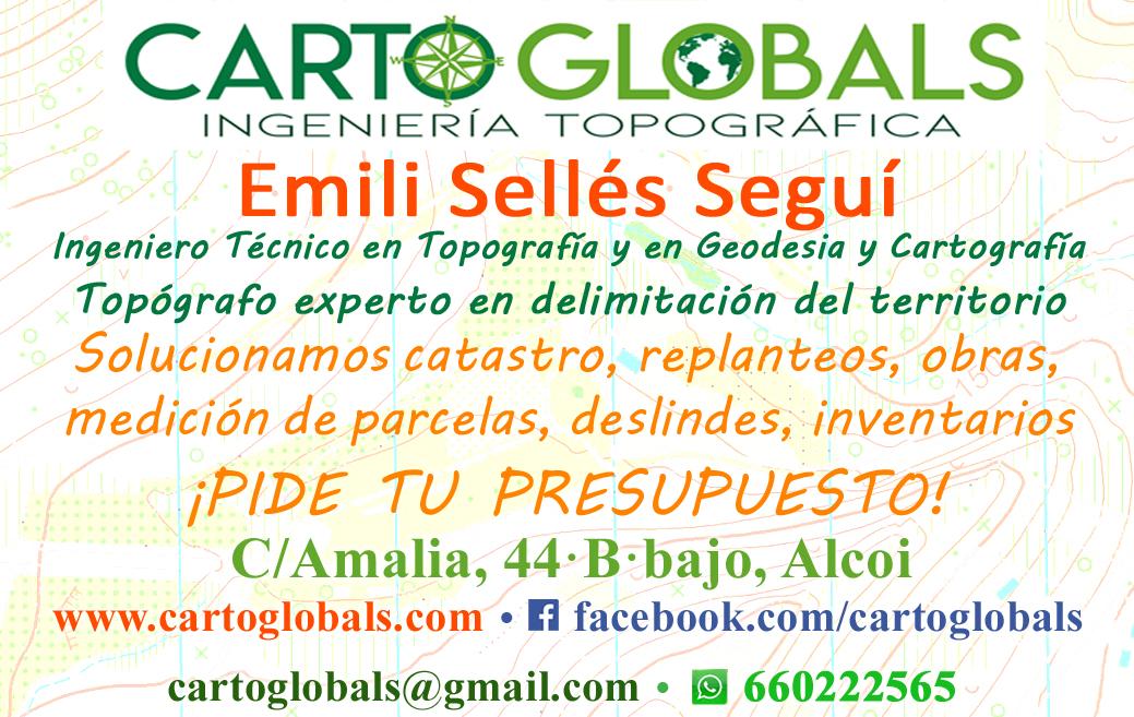 CartoGlobals, expertos en delimitación del territorio.